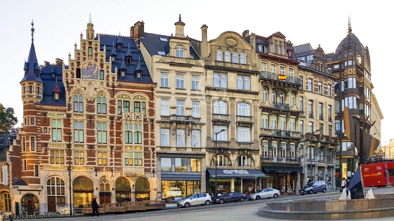 WEEKEND GETAWAYS: BRUSSELS (Day 1)