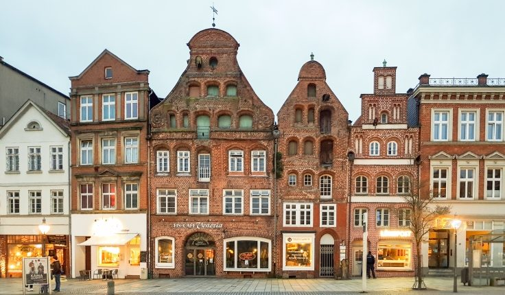 Day trip from Hamburg: picturesque Lüneburg